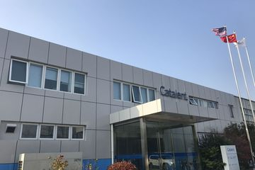 Catalent investit sur deux sites de production